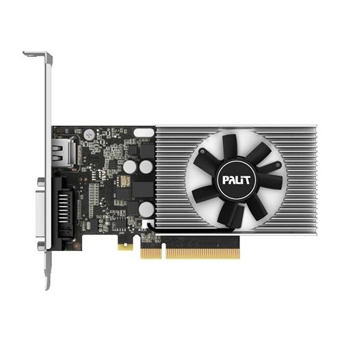 Видеокарта Palit GeForce GT 1030 1151MHz PCI-E 3.0 2048MB 2100MHz 64 bit DVI HDMI HDCP
