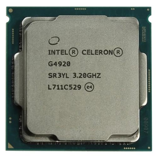 Процессор Intel Celeron G4920