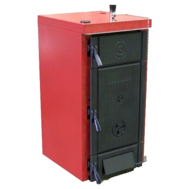 Твердотопливный котел Alphatherm TAU-03 27 кВт одноконтурный