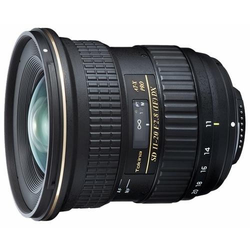 Объектив Tokina AT-X 11-20mm f/2.8 PRO DX Nikon F