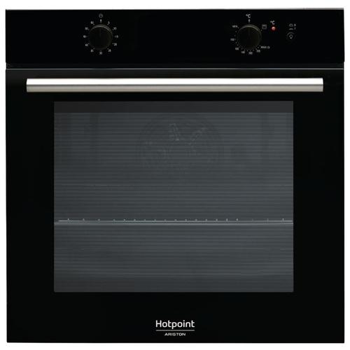 Газовый духовой шкаф Hotpoint-Ariston GA2 124 BL