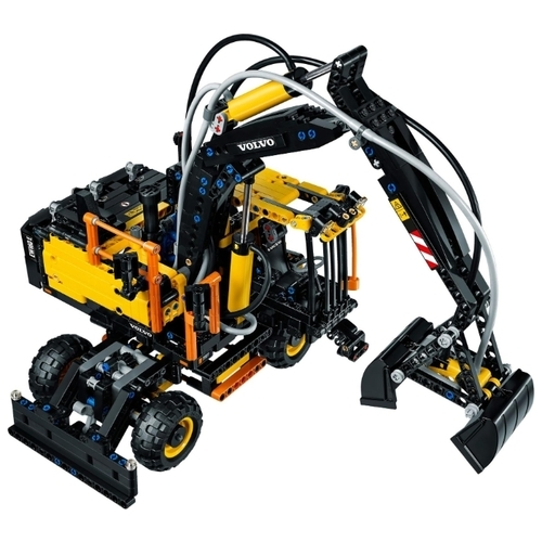 Пневматический конструктор LEGO Technic 42053 Экскаватор Volvo EW 160E