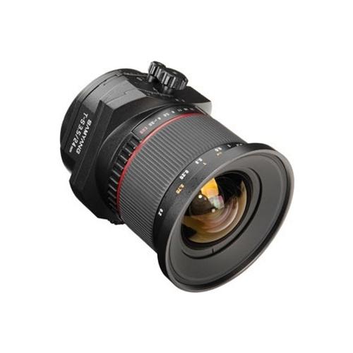 Объектив Samyang 24mm f/3.5 ED AS UMC T-S Sony E