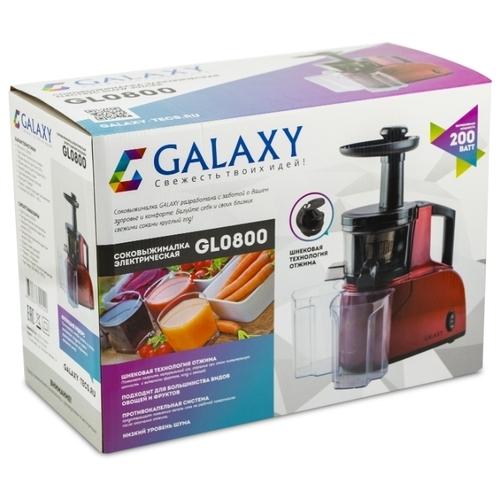 Соковыжималка Galaxy GL0800