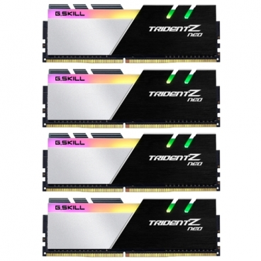 Оперативная память 16 ГБ 4 шт. G.SKILL F4-3600C18Q-64GTZN