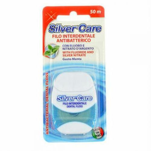 Зубная нить Silver Care