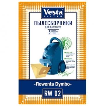 Vesta filter Бумажные пылесборники RW 02