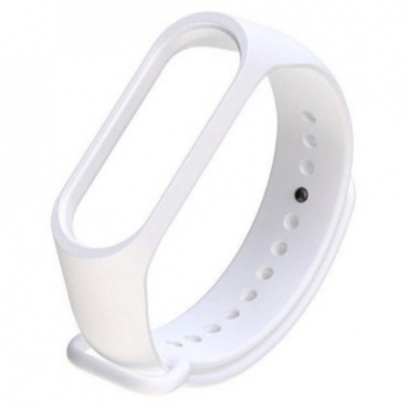 Karmaso Ремешок для Xiaomi Mi Band 3 белый