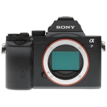 Фотоаппарат Sony Alpha ILCE-7 Body