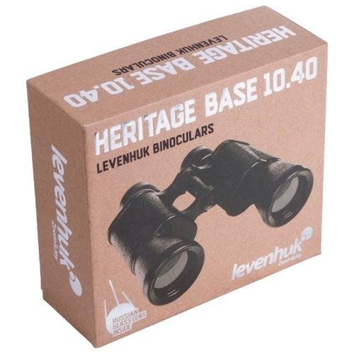 Бинокль LEVENHUK Heritage BASE 10x40