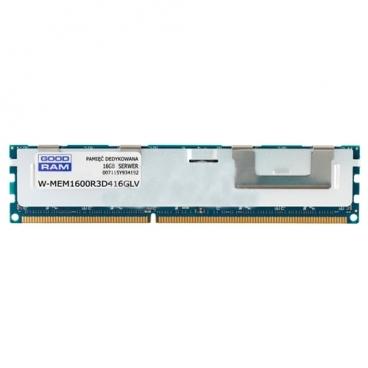 Оперативная память 16 ГБ 1 шт. GoodRAM W-MEM1600R3D416GLV