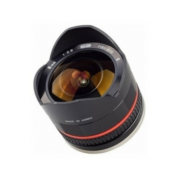 Объектив Samyang 8mm f/2.8 UMC Fish-eye Sony E""