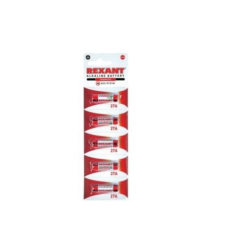 Батарейка REXANT A27