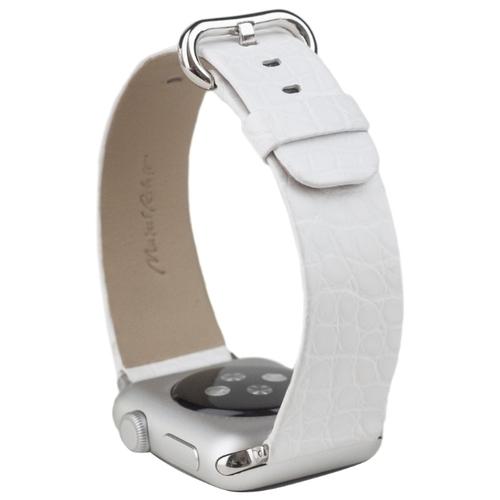 Marcel Robert Ремешок для Apple Watch 38/40mm ST Classic из натуральной кожи аллигатора