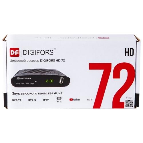 TV-тюнер Digifors HD 72