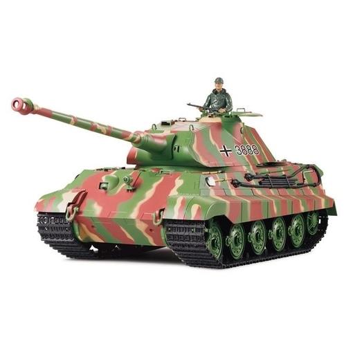 Танк Heng Long King Tiger (3888-1PRO) 1:16 52 см