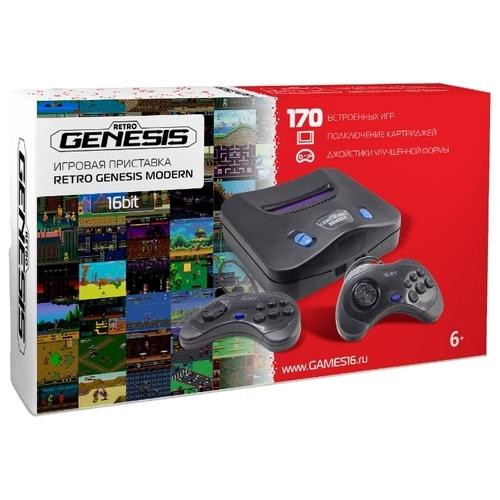 Игровая приставка Retro Genesis Modern