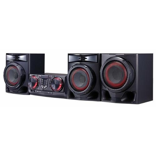 Музыкальный центр LG CJ45