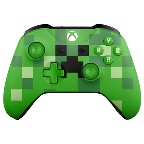 Геймпад Microsoft Xbox One Wireless Controller Minecraft Series