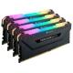 Оперативная память 8 ГБ 4 шт. Corsair CMW32GX4M4C3000C15