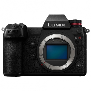 Фотоаппарат Panasonic Lumix DC-S1R Body