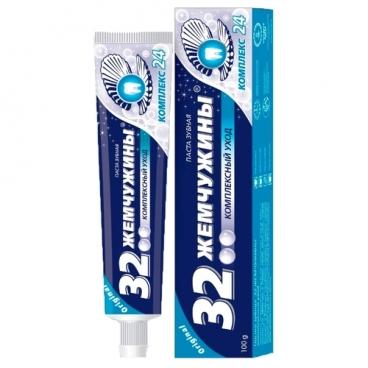 Зубная паста Modum 32 Жемчужины Комплексный уход