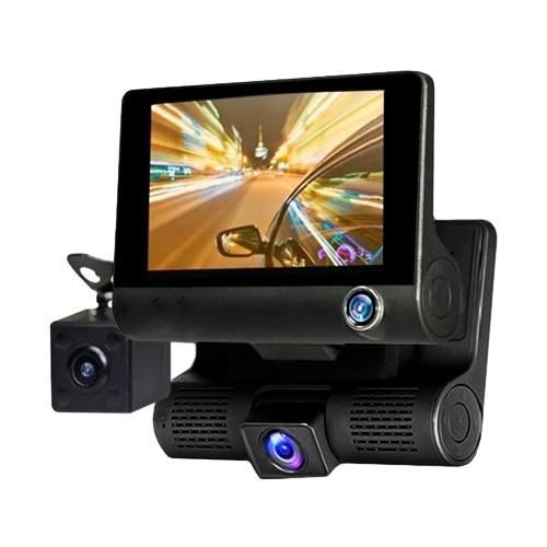 Видеорегистратор AXPER Trio, 3 камеры