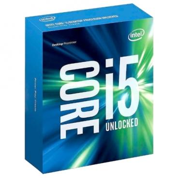 Процессор Intel Core i5-7600K