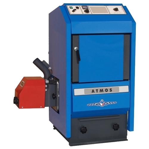 Твердотопливный котел Atmos D 21 P 19.5 кВт одноконтурный