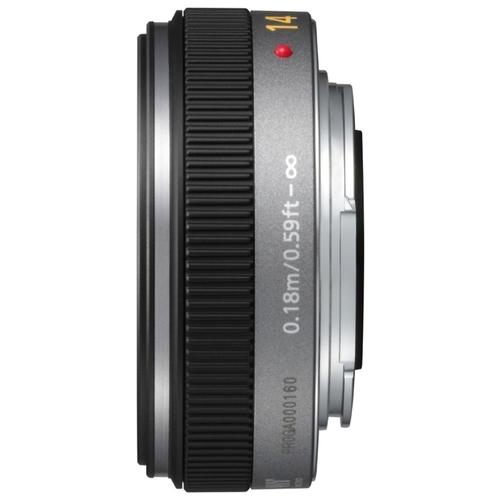 Объектив Panasonic 14mm f/2.5 Aspherical (H-H014E)