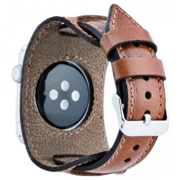 Bouletta Кожаный ремешок Cuff для Apple Watch 42/44 мм (RST2)