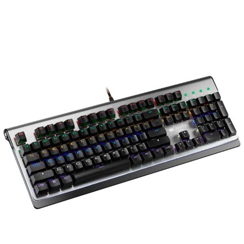 Клавиатура Canyon CND-SKB8-RU Matte Dark Gray USB