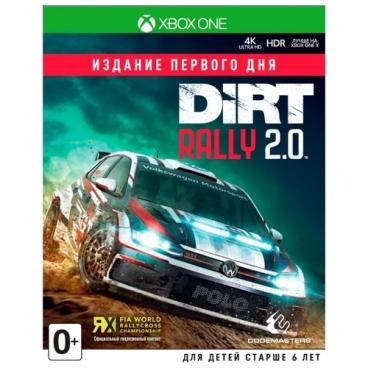 Dirt Rally 2.0 издание первого дня