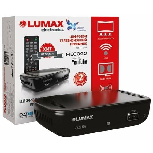 TV-тюнер LUMAX DV-1110HD