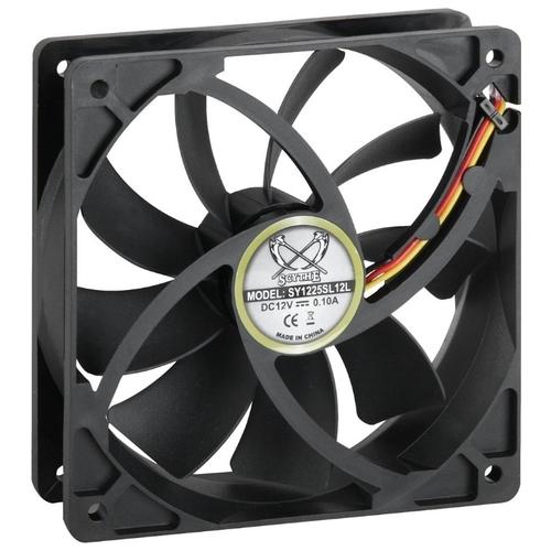 Система охлаждения для корпуса Scythe Slip Stream (SY1225SL12L)