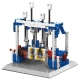 Электромеханический конструктор Wange Power Machinery 1404 Станок
