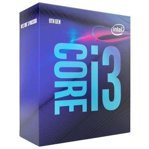 Процессор Intel Core i3-9100