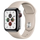 Часы Apple Watch Series 5 GPS + Cellular 44mm Stainless Steel Case with Sport Band