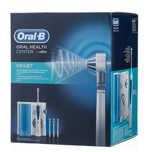 Ирригатор Oral-B Professional Care OxyJet MD20