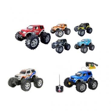 Машинка Joy Toy Джип 1:16