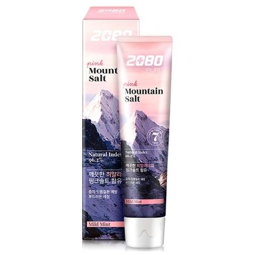 Зубная паста Dental Clinic 2080 Pink Mountain Salt Mild Mint