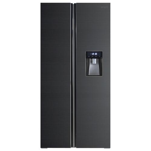 Холодильник Ginzzu NFK-467 Dark gray