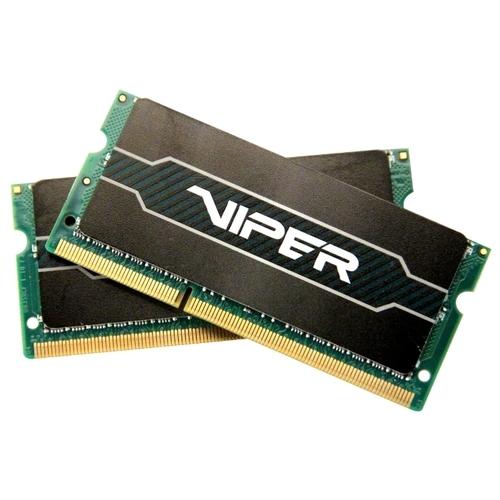 Оперативная память 8 ГБ 2 шт. Patriot Memory PV316G160LC9SK