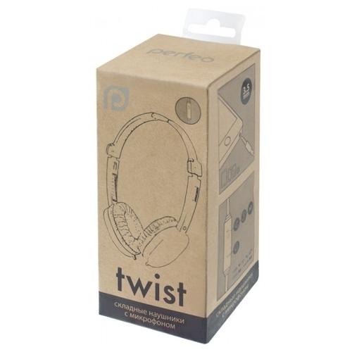Наушники Perfeo Twist
