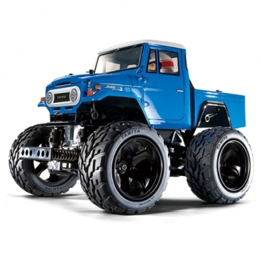 Монстр-трак Tamiya XB Toyota LC40 Pick-Up (TAM-57880) 33.3 см