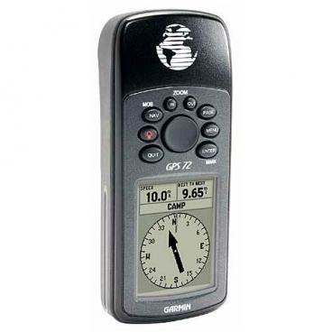 Навигатор Garmin GPS 72