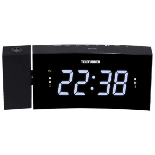 Радиобудильник TELEFUNKEN TF-1568U