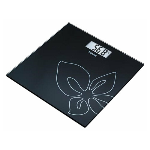 Весы Beurer GS 27 Black Flower