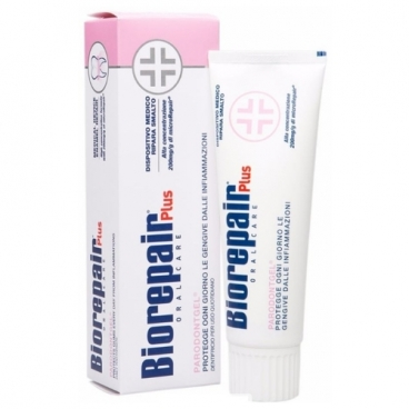 Зубная паста Biorepair Paradontgel Plus