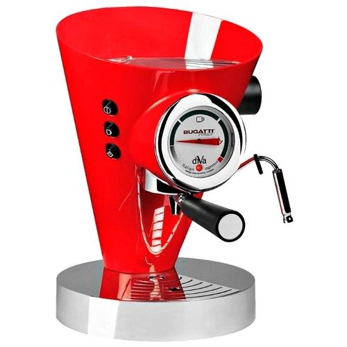 Кофеварка рожковая Bugatti DIVA